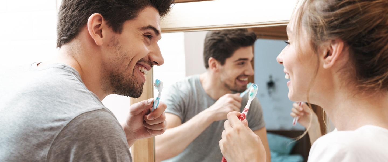 7 zkratek ke zdravým dásním