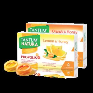 tantum natura lemon honey