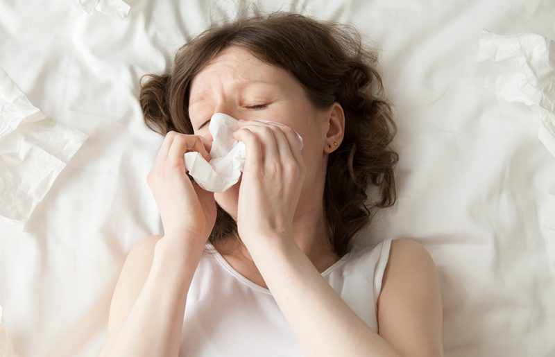 Nachlazení, nebo chřipka? Rozeznejte je jednou provždy
