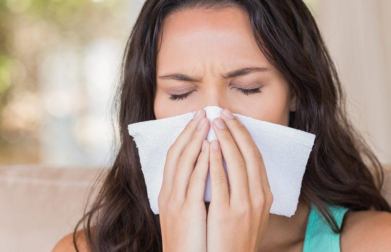 Nachlazení vs. alergie: Naučte se je rozeznat