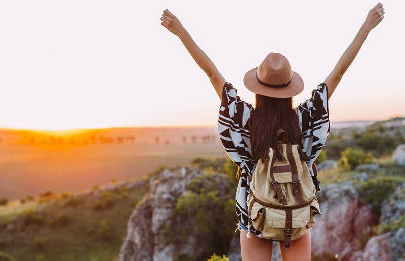 5 zásad pro zdravé cestování
