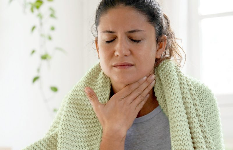 5 rad, jak ulevit hlasivkám během nachlazení